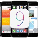 mise à jour iphone 6 IOS9
